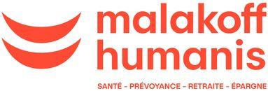 logo du groupe Malakoff-Humanis